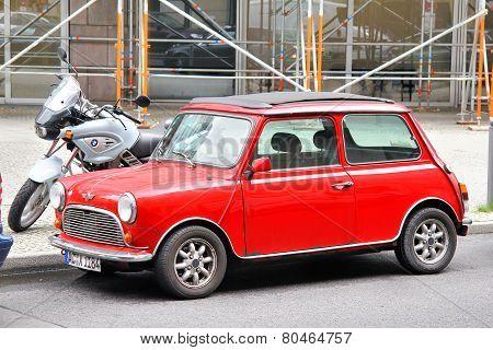 Austin Mini Cooper