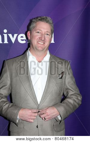 LOS ANGELES - JAN 15:  Tim Love at the NBCUniversal Cable TCA Winter 2015 at a The Langham Huntington Hotel on January 15, 2015 in Pasadena, CA