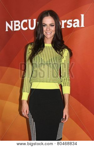 LOS ANGELES - JAN 15:  Alexandra Park at the NBCUniversal Cable TCA Winter 2015 at a The Langham Huntington Hotel on January 15, 2015 in Pasadena, CA