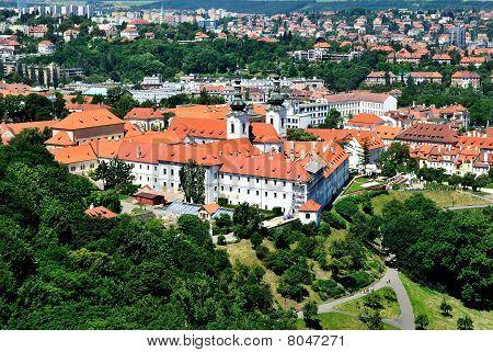 Prague. Strahov Monastery