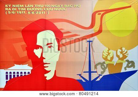 Ho Chi Minh 100 Years Anniversary, Vietnam