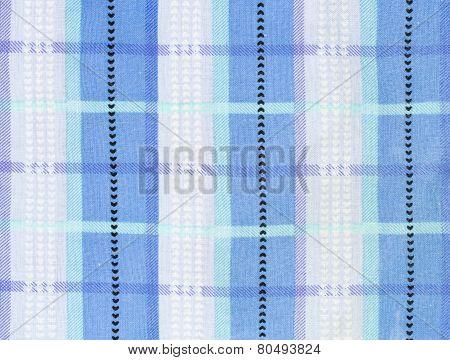 Plaid Fabric Tiles