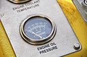 pic of pressure vessel  - Pressure gauge for measuring pressure in the system - JPG