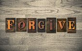 image of forgiveness  - The word  - JPG