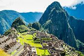 image of wonderful  - Machu Picchu - JPG