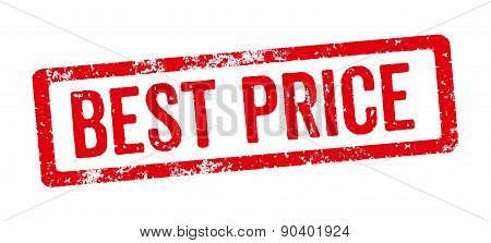 Red Stamp - Best Price