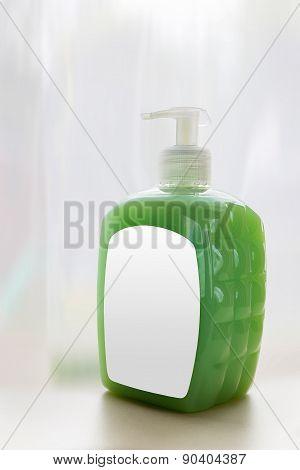 Plastic Bottle With Dosator