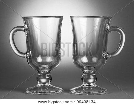 Irish Coffee cocktail glasses