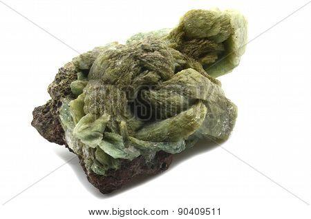 Green Zeolite