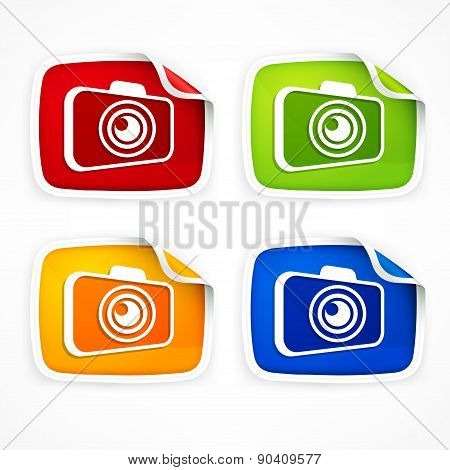 Camera Icon Colored