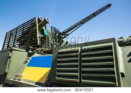 Weapons For The Army Of Ukraine
