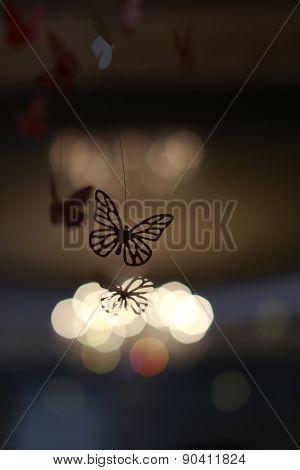 Small Decorative Butterflies
