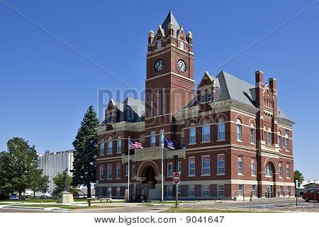 Thomas County Courthouse, Colby, Kansas