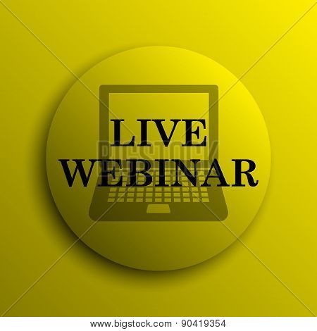 Live Webinar Icon
