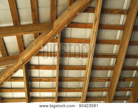 A Ceiling Pattern