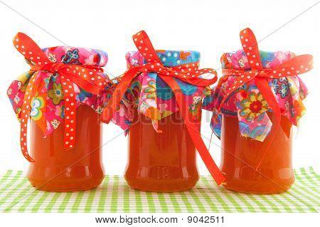 Apricot Fruit Jam