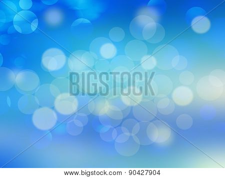 Colorful Light Effect Background, Illustration