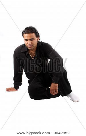 Depressed Indian Guy