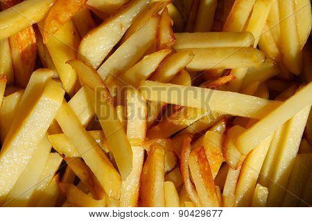 Roasted Potato Chips