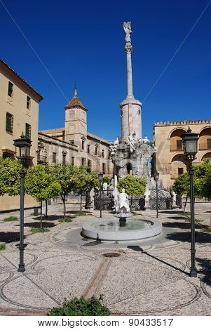 San Rafaels Triumph, Cordoba.