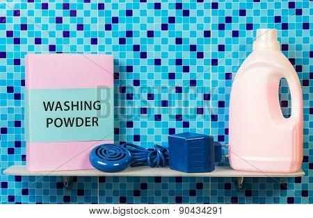Washing powder and Hygiene cleanser