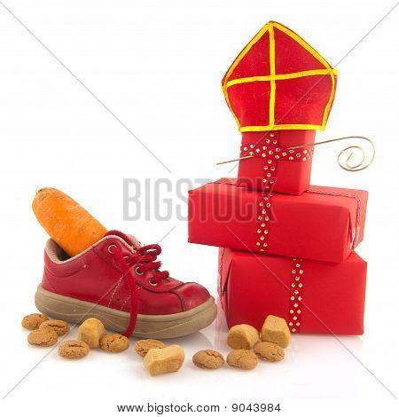 Sinterklaas Ginger Nuts