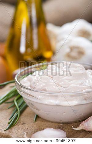 Garlic Dip (aioli)