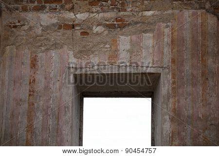 Old fresco