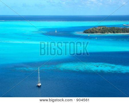 Borabora Sail Boat