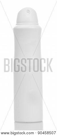 Blank spray deodorant