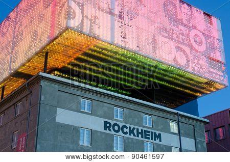 Rockheim - Trondheim