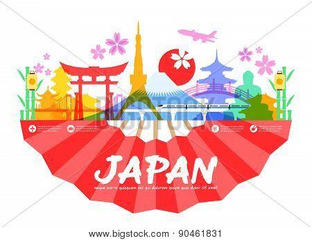 Japan Travel Landmarks