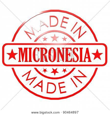Made In Micronesia Red Seal