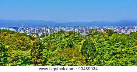 Kyoto Panorama.