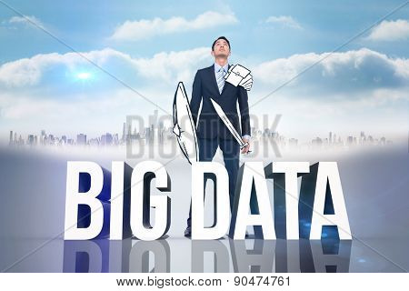 Corporate warrior against big data