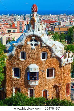 Antonio Gaudi's