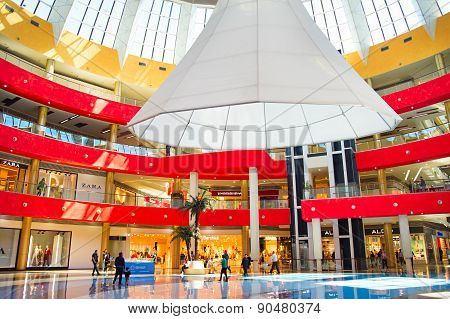 Shopping In Tbilisi Mall