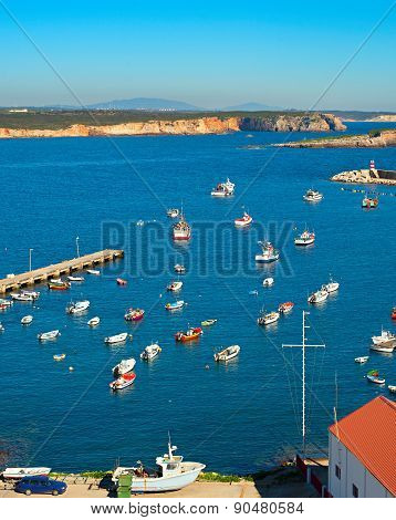 Algarve Harbor, Portugal