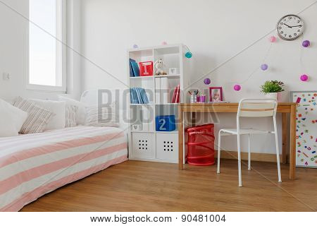 Beauty Room For Schoolgirl