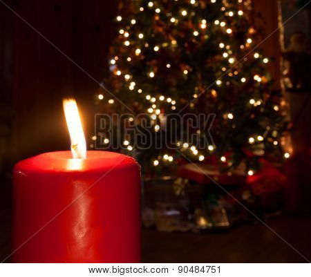 Holiday Candle