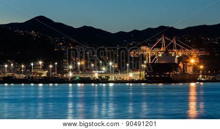 Ports Of Wellington