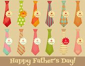 stock photo of tied  - Father - JPG
