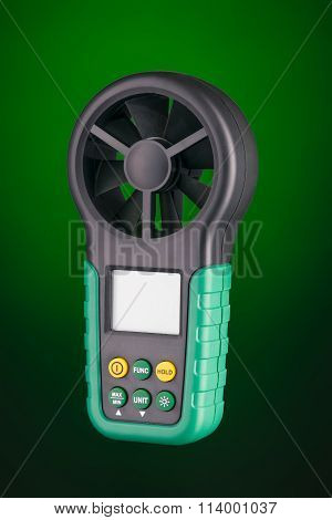 Digital Handheld Anemometer 3/4