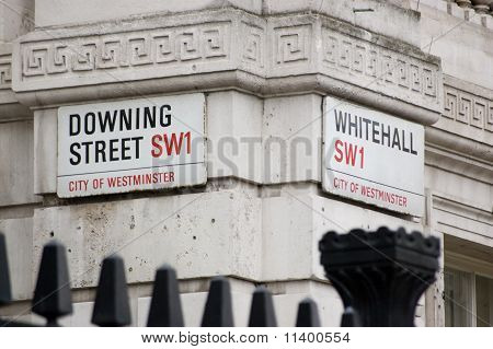 Downing Street, Westminster, London