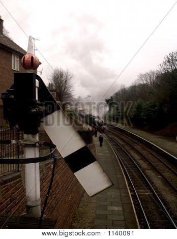 Steam Train Signal