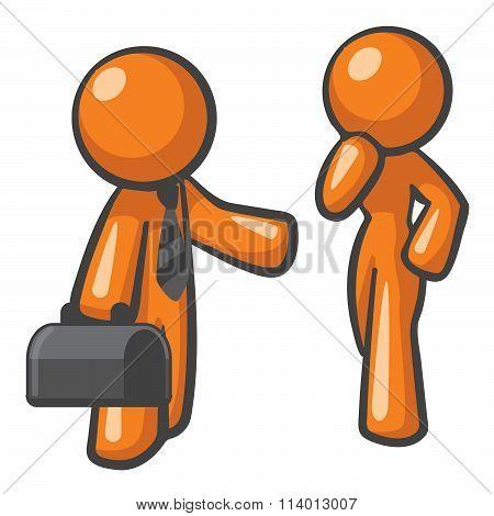 Orange Man Onsite Maintenance
