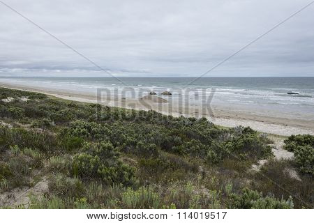 The Granites Beach, Coorong, South Australia
