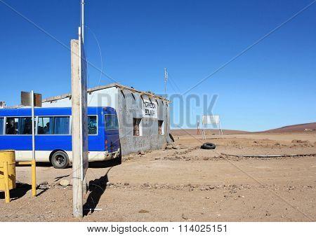 Bolivia To Chile Border Crossing