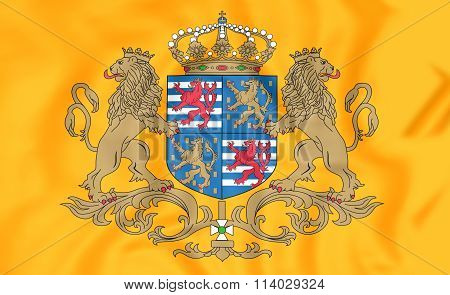 Grand Duke Of Luxembourg Standard