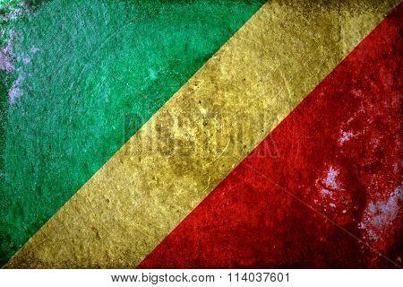 Republic of the Congo Grunge